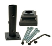 Iron Newel Mounting Kits